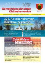 Gemeindenachrichten 5/2020