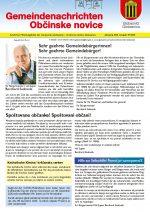 Gemeindenachrichten 6/2020