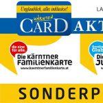 Kärnten Card zum Sonderpreis 2021