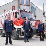 Volitve povelnikov gasilskega društva Globasnica