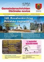 Gemeindenachrichten 3/2021