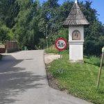 Verkehrsbeschränkung Hemmabergstraße